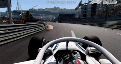Jogos: F1 2018, dê uma volta em Mônaco com Charles Leclerc