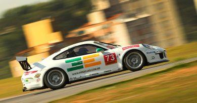 Porsche Cup: Enzo Elias conquista primeiro pódio na Porsche Cup