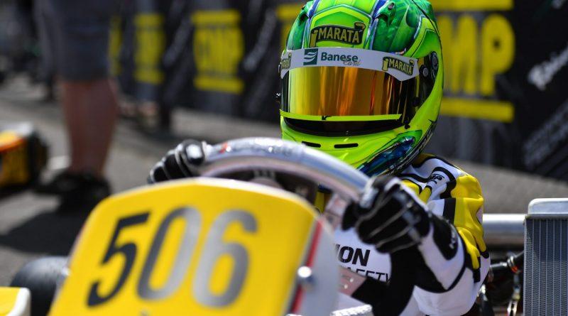 Kart: Representando o Brasil, Gui Figueiredo inicia disputa do Troféu Academy da FIA, na França