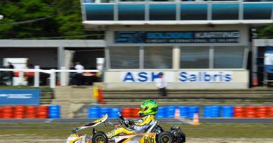 Kart: Gui Figueiredo destaca aprendizado em seu início no Troféu Academy da FIA, na França