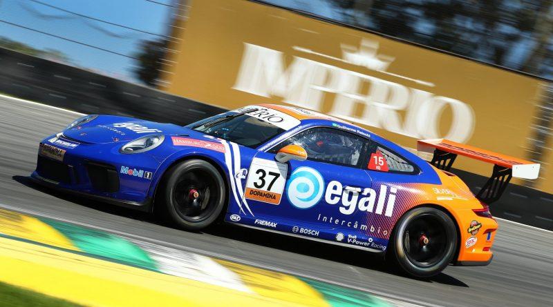 Porsche GT3 Cup: Guilherme Reischl mira Top5 na terceira etapa da temporada