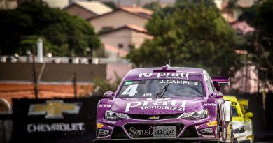 Stock Car: Julio Campos é o mais rápido no 1º Treino em Goiânia