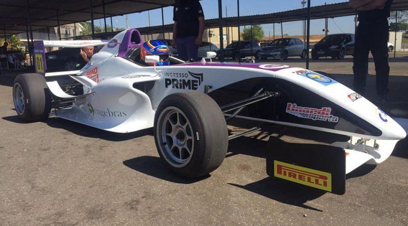 Fórmula Academy Sudamericana: Pilotos testam em Piracicaba