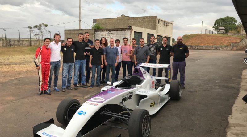 Fórmula Academy Sudamericana marca treino oficial em Londrina