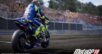 Confira o primeiro trailer de gameplay do jogo MotoGP 18
