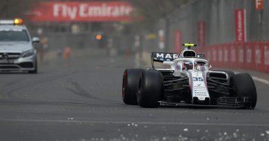 F1: FIA nega pedido da Williams sobre revisão de incidentes no GP de Baku
