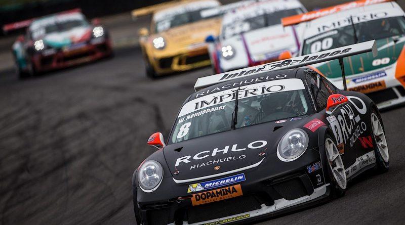 Werner Neugebauer vence de ponta a ponta mais uma corrida na Porsche Carrera Cup