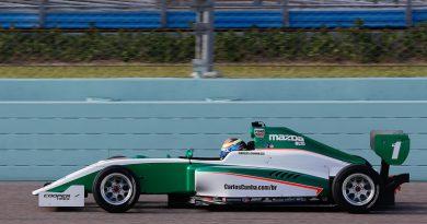 Pro Mazda Championship: Carlos Cunha Filho corre no oval Lucas Oil Raceway