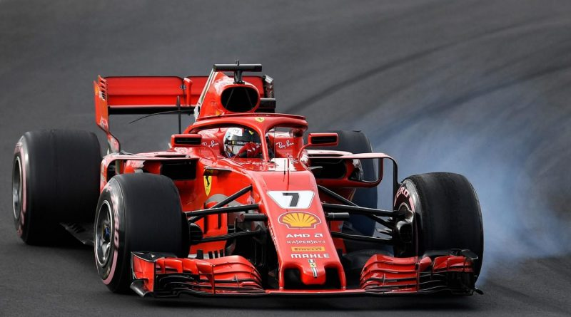 F1: Falha no motor não forçará Kimi Raikkonen a trocar de unidade