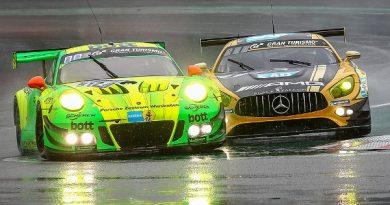 24 Horas de Nürburgring: Manthey Racing vence a 46ª edição