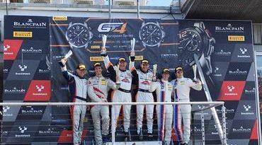 GT4 European Series: Luiz Otávio Floss comemora a conquista de seu primeiro pódio no automobilismo europeu