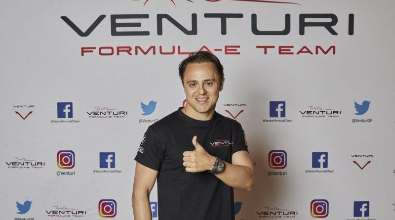 Formula-E: Massa confirma entrada na Fórmula E na próxima temporada