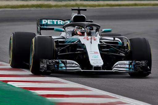 F1: Lewis Hamilton vence o GP da Espanha