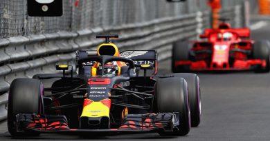 F-1: Daniel Riccardo completa domínio e vence GP de Mônaco