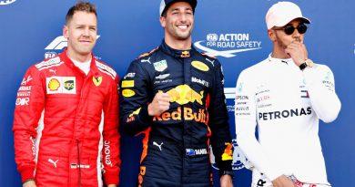 F1: Daniel Ricciardo marca a pole-position para GP de Mônaco