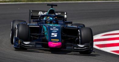 Fórmula-2: Alex Albon conquista a pole-position em Barcelona