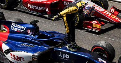 Fórmula-2: Artem Markelov e Antonio Fuoco vencem em Mônaco
