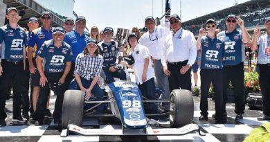 Indy Lights: Colton Herta vence a Freedom 100 e assume liderança do campeonato