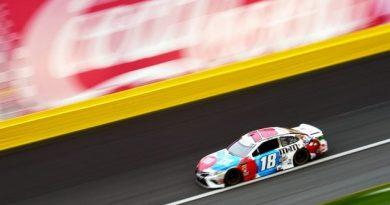 NASCAR Monster Energy Cup Series: Kyle Busch vence a Coca-Cola 600