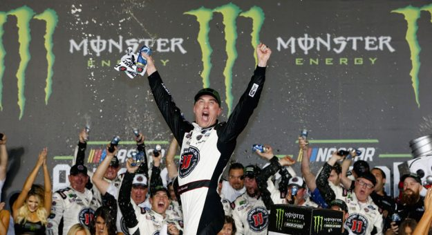 NASCAR Monster Energy Cup Series: Kevin Harvick vence a All-Star Race