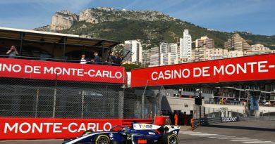 Fórmula-2: Após acidente Sérgio Sette foi impedido de competir em Mônaco