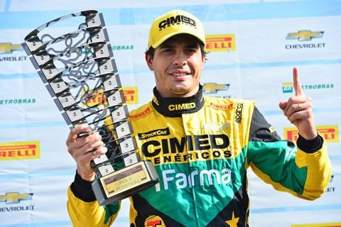 Stock Car: Marcos Gomes voa em Santa Cruz e conquista pole da 5ª etapa da Stock Car