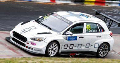 WRCR: Yvan Muller assume a liderança do campeonato