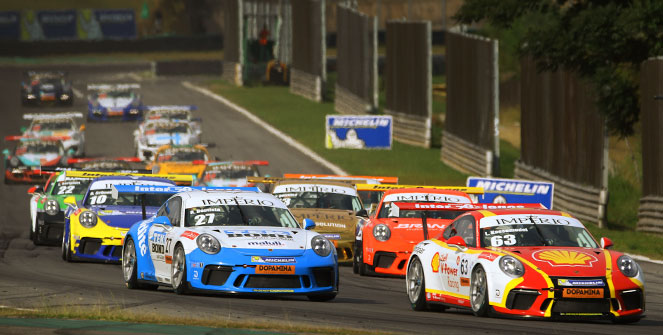 Porsche GT3 Cup Challenge: Incerteza nas rodovias faz etapa de Termas de Río Hondo ser transferida para Interlagos