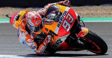 MotoGP: Marc Márquez vence GP da Espanha
