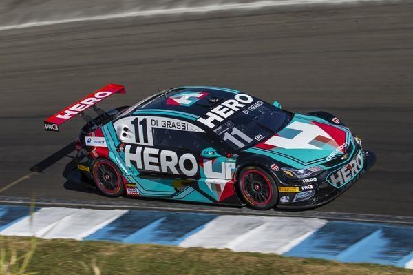 Stock Car: Lucas Di Grassi é o mais rápido no 2º Treino Livre em Goiânia