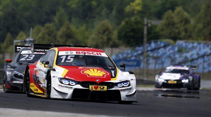 Em Norisring, Augusto Farfus disputa 4ª etapa do DTM na única pista de rua do calendário