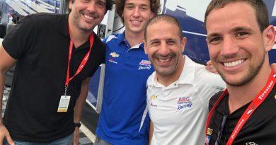 Cacá, Leist, TK e Lucas