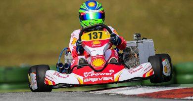 Kart: Gabriel Crepaldi disputa o Open focando na conquista de seu primeiro título no Brasileiro