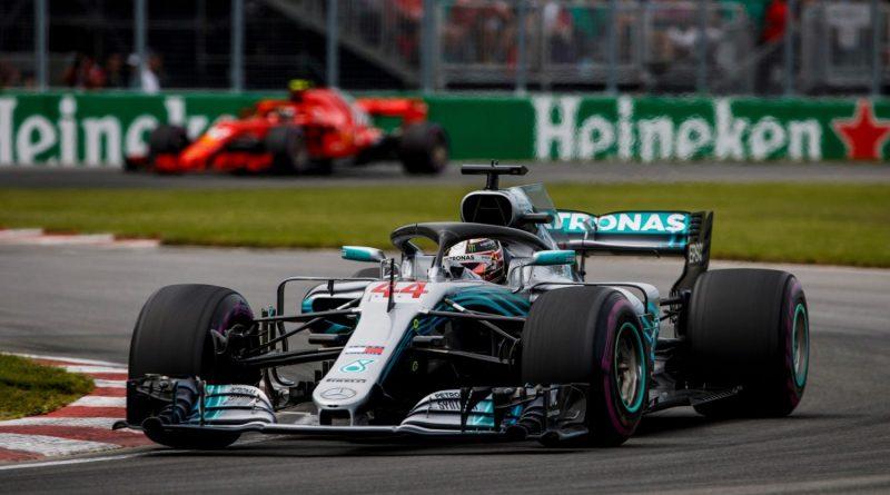 """F1: Apesar de quinta colocação, Hamilton afirmou estar """"agradecido"""""""