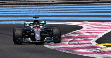 F1: Lewis Hamilton é o mais rápido no 2º Treino Livre para o GP da França