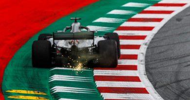 F1: Lewis Hamilton é o mais rápido no segundo treino livre para GP da Áustria