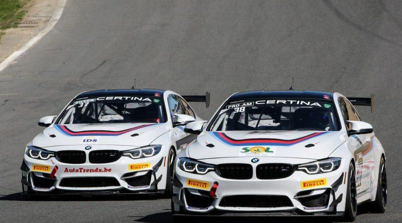 Luiz Otávio Floss chega otimista na Itália após conquistar seu primeiro pódio na GT4 European Series