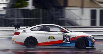 Luiz Otávio Floss superou problemas e teve atuação destacada na 3ª etapa da GT4 European Series