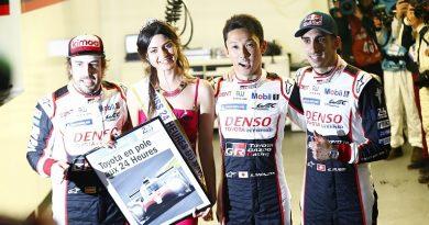 24 Horas de Le Mans: Kazuki Nakajima/Sébastien Buemi/Fernando Alonso alinham na pole-position