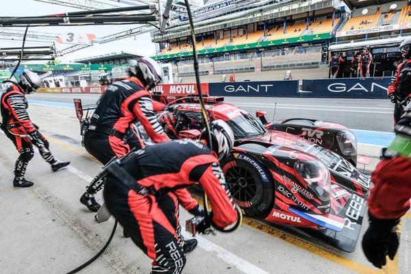 24 Horas de Le Mans: longe da Copa, Senna vê russos como rivais