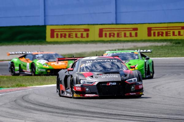 Blancpain GT Series Sprint Cup: Alex Riberas/Christopher Mies vencem as duas provas em Misano