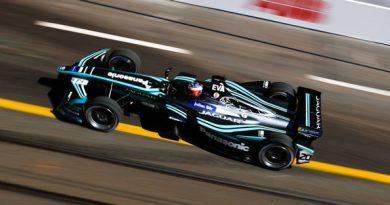 Fórmula-E Mitch Evans marca a pole-positon para o ePrix de Zurique