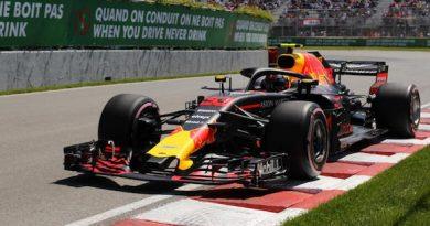 F1: Max Verstappen domina treinos livres no Canadá