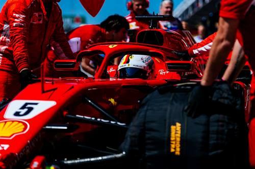 F1: Sebastian Vettel conquista a pole-position para GP do Canadá