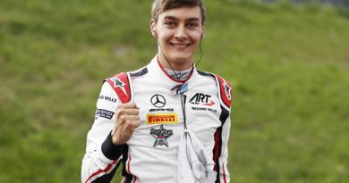Fórmula-2: George Russell conquista a pole na Áustria