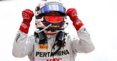 Fórmula-2: George Russell e Nyck De Vries vencem em Paul Ricard