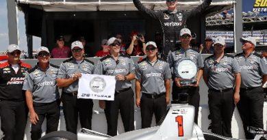 Indycar: Josef Newgarden marca a pole-position em Road America