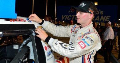 NASCAR Camping World Truck Series: Justin Haley vence pela primeira vez