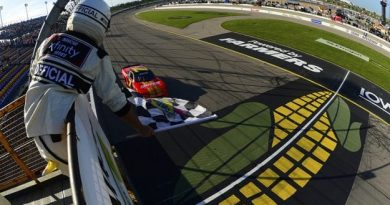 NASCAR XFINITY Series: Justin Allgaier vence em Iowa