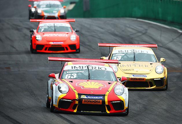 Porsche Carrera Cup: Kaesemodel e Constantino vencem corridas da Porsche Carrera Cup 4.0
